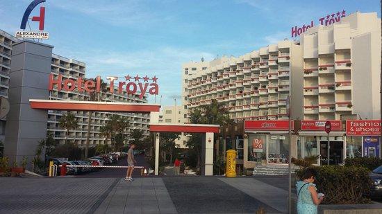 Hotel Troya: hotel