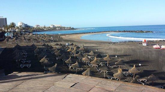 Hotel Troya: beach