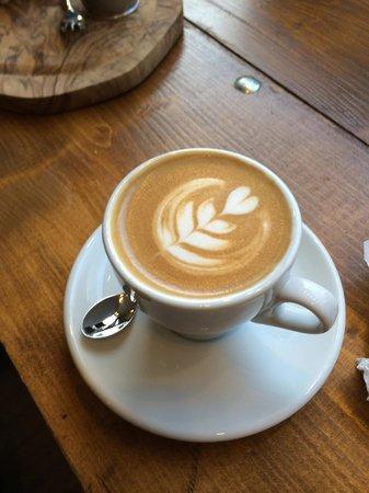 Jaunty Goat Coffee : Flat White - JG Coffee