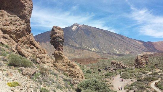 Hotel Troya : Mt. Teide