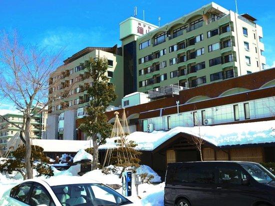Fujisan Onsen Hotel Kaneyamaen: 外観
