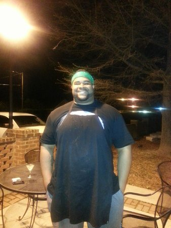 amazing chef at the inn picture of hale springs inn rogersville rh tripadvisor com