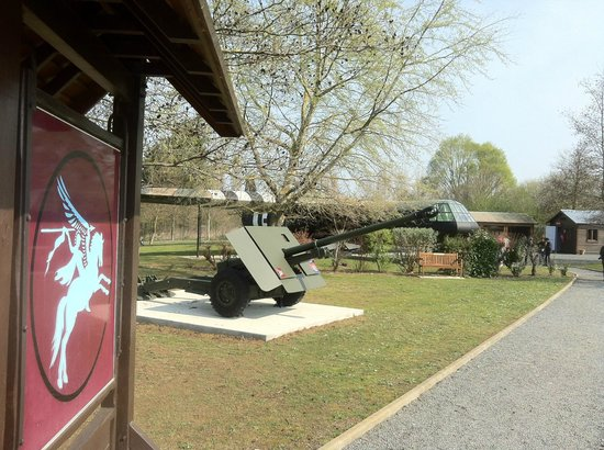 Normandy Battle Tours: Pegasus Museum