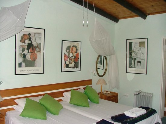 Brackenhill Lodge: Typical Room