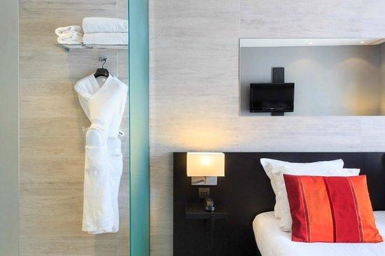 BEST WESTERN PLUS Hotel Massena Nice : New Deluxe room 615