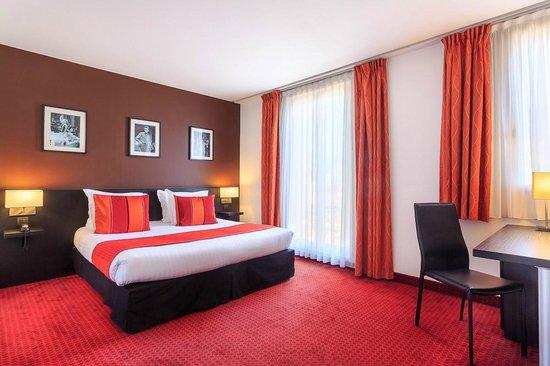 BEST WESTERN PLUS Hotel Massena Nice : Privilege room with balcony