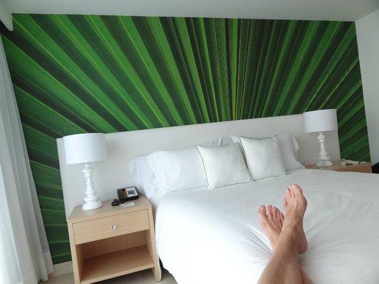 Radisson Cartagena Ocean Pavillion Hotel : Room