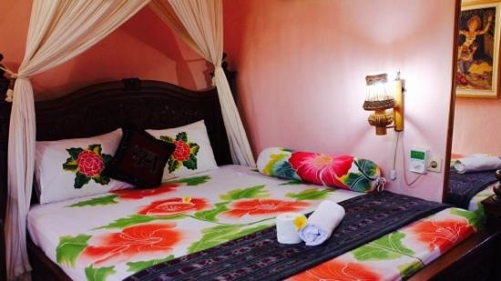 Praety Home Stay : bedroom
