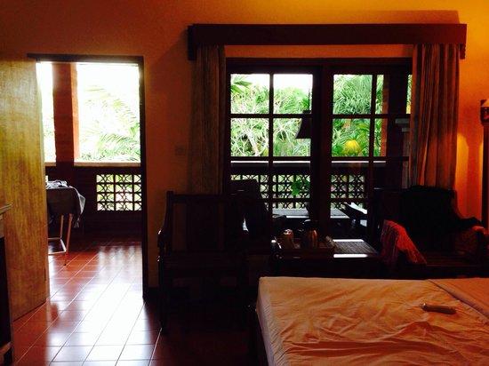Bumi Ayu Bungalows : My spacious superior room