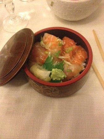 Bishoku Kobo: Chirashi-Zushi