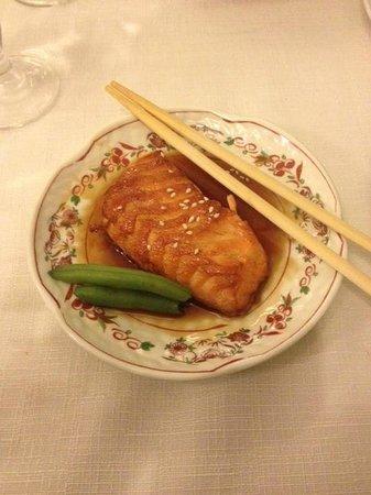 Bishoku Kobo: Salmone Teriyaki