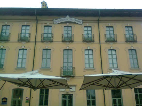 Best Western Villa Appiani : esterno