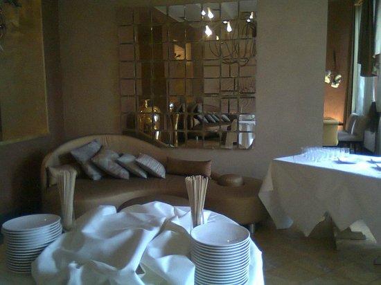 Best Western Villa Appiani : allestimento per aperitivo