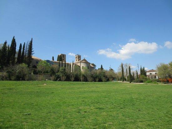 Mon St Benet: Monasterio Sant Benet