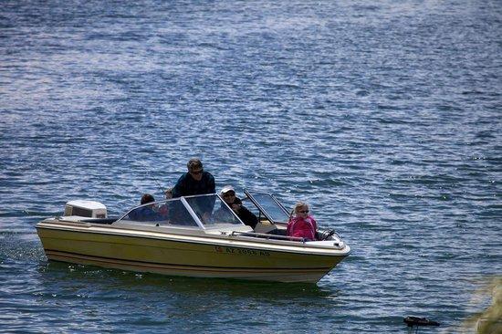 Imperial National Wildlife Refuge: Fishing