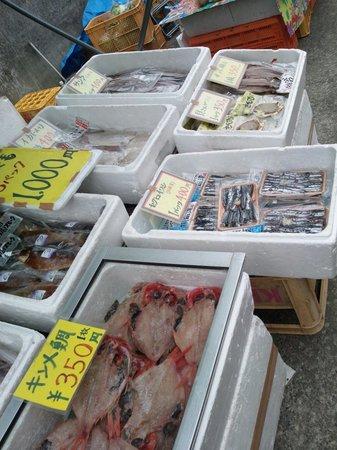 Morning Market: 朝市