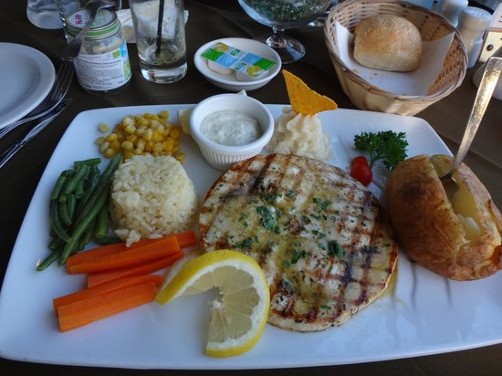 Asador Grill Steak House : Рыба-меч