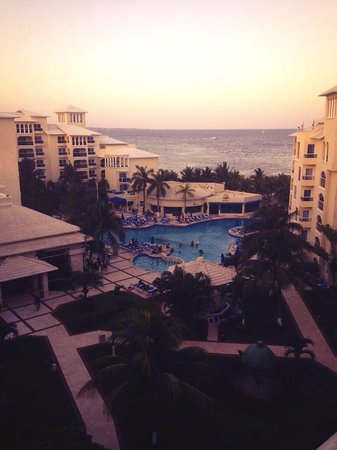 Occidental Costa Cancun: View from room