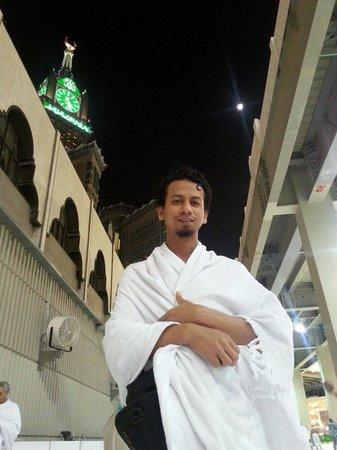 Abraj Al-Bait Towers : Exit path to Abraj