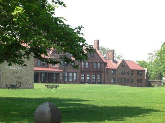 Historic Tours of Newport: Historic Architecture-Newport