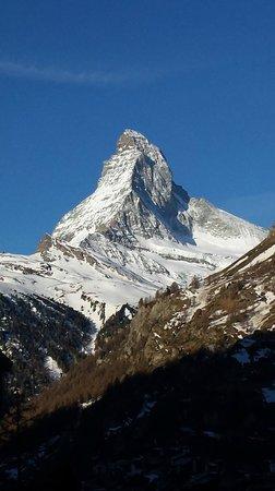 Chalet Hotel Schoenegg : Matterhorn