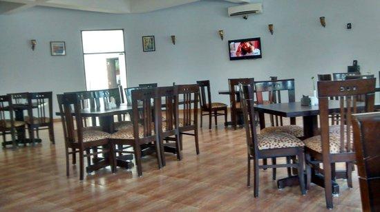 Leisure Vacations Myrica Resort: the restaurant..