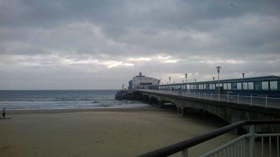 Bournemouth Beach: December, 2013