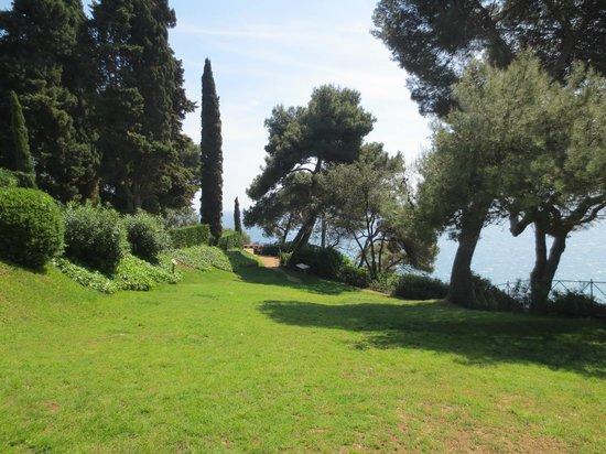 Jardin Santa Clotilde : Parte del  jardin