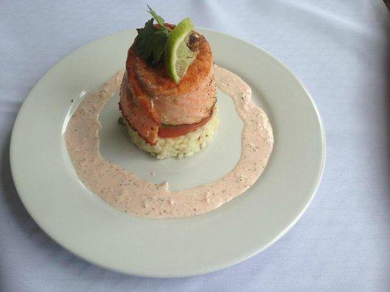 Castaways: Salmon