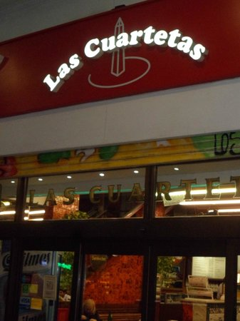 Pizzería Las Cuartetas- Bs.As 2014.