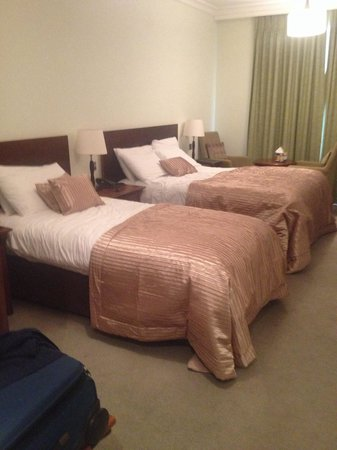 Fernhill House Hotel: Bedroom