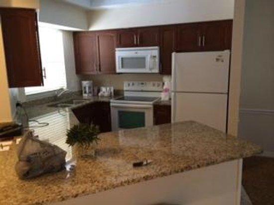 Sheraton Vistana Resort - Lake Buena Vista: cozinha completa