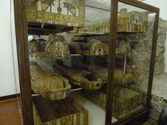 Musée égyptologique de Turin : 3