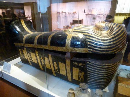 Musée égyptologique de Turin : 1