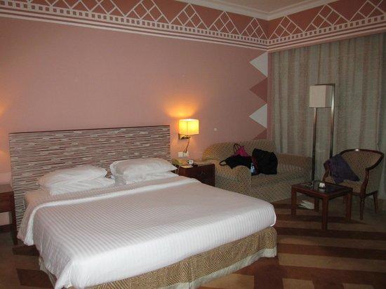 Movenpick Resort Aswan : camera