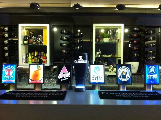 Soul Lounge and Grill: ottime birre