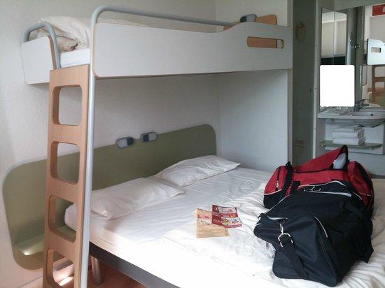 Ibis Budget Stuttgart City Nord: Hotelzimmer