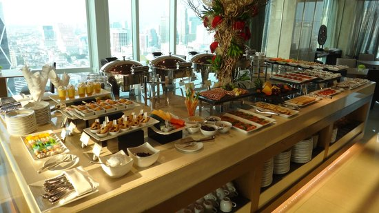 Eastin Grand Hotel Sathorn Executive Lounge