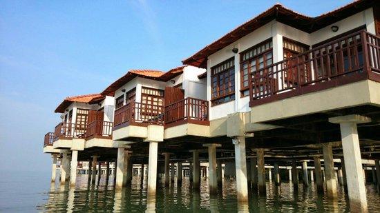 Avillion Port Dickson: water chelete
