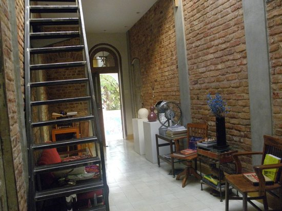 Modernistas Hospedagem e Arte: ciekawe wnętrze