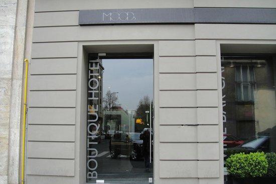 MOODs Boutique Hotel: Отель