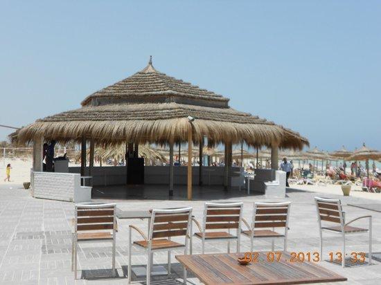Seabel Rym Beach : disco plage