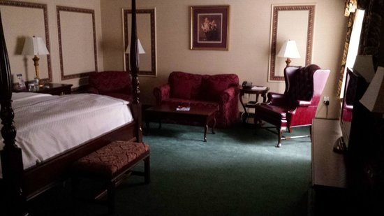 The Madison Hotel: Madison Hotel Bridal Suite