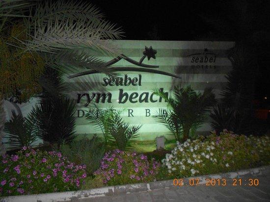 Seabel Rym Beach : entree