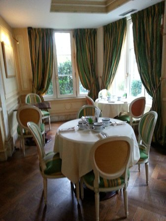 Hotel Luxembourg Parc: Breakfast room