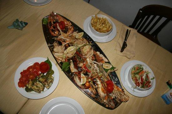 La Taverna: la grigliata!!!!!