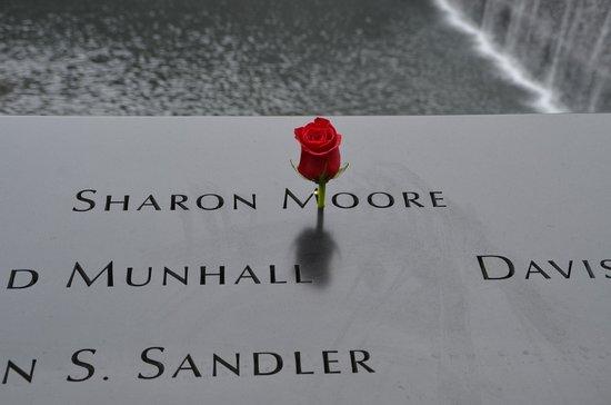 911 Ground Zero Tour: a loved one.