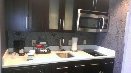 Homewood Suites by Hilton DuBois : Very nice kitchen