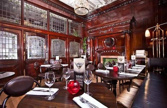 Private Dining Room - Picture of Browns Bar & Brasserie ...