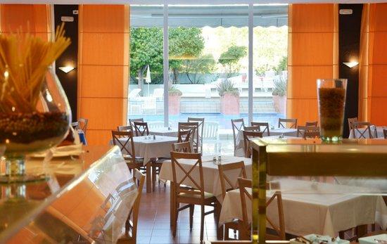 azuLine Hotel Pacific: Comedor